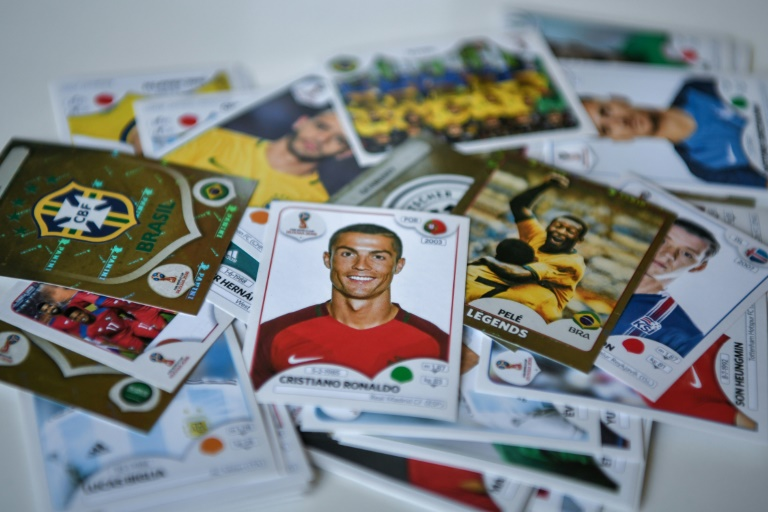 Stick it like Gianni: Italian scores with football album collection