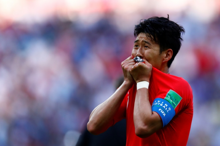 Shock Germany win 'shook South Korea upside down'