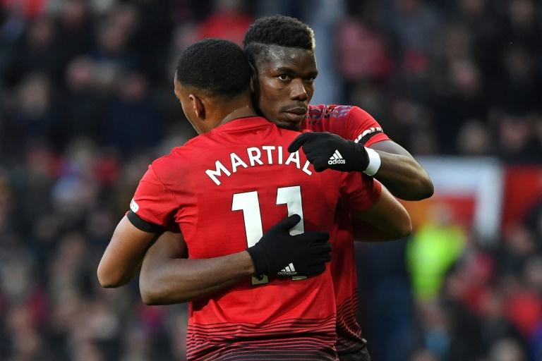 Martial has world at his feet, says Man United teammate Matic