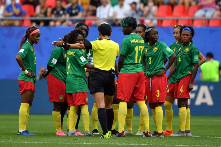 'Ashamed' - England coach Neville slams Cameroon after heated World Cup clash
