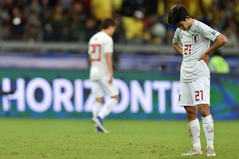 Heartache for Japan, Ecuador as draw sends Paraguay into Copa quarters