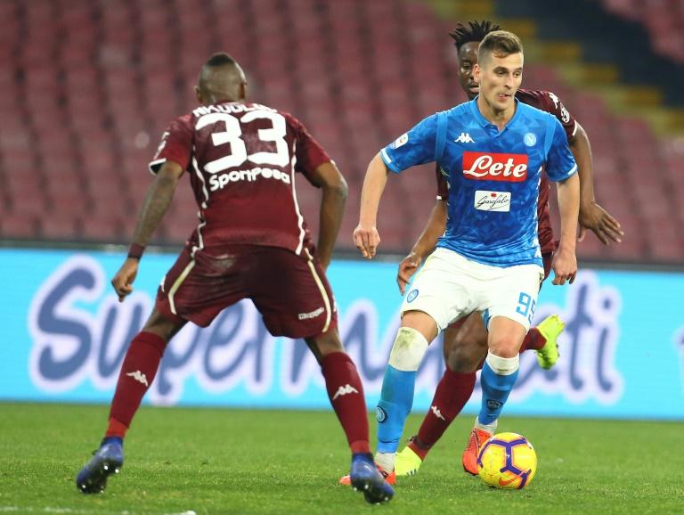 Torino frustrate Napoli as Nainggolan seals Inter win