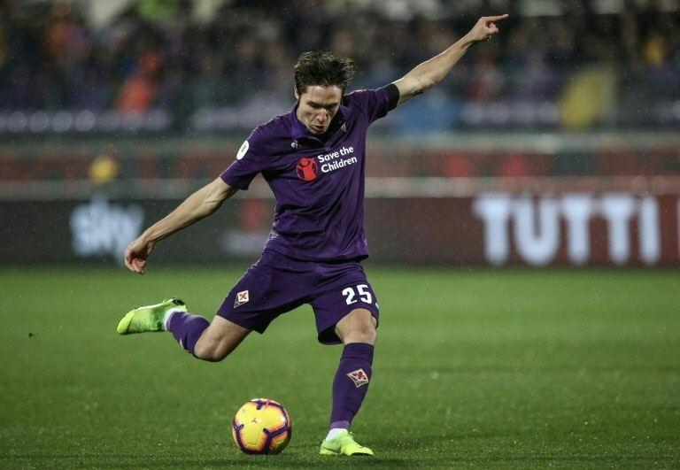 Injured Chiesa out of Italy's Euro 2020 qualifiers