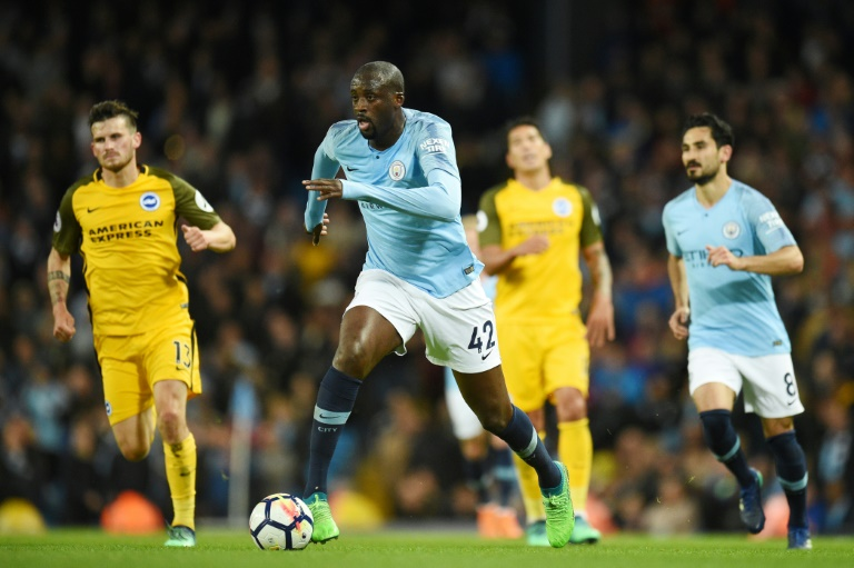 Former Manchester City midfielder Yaya Toure joins Olympiakos