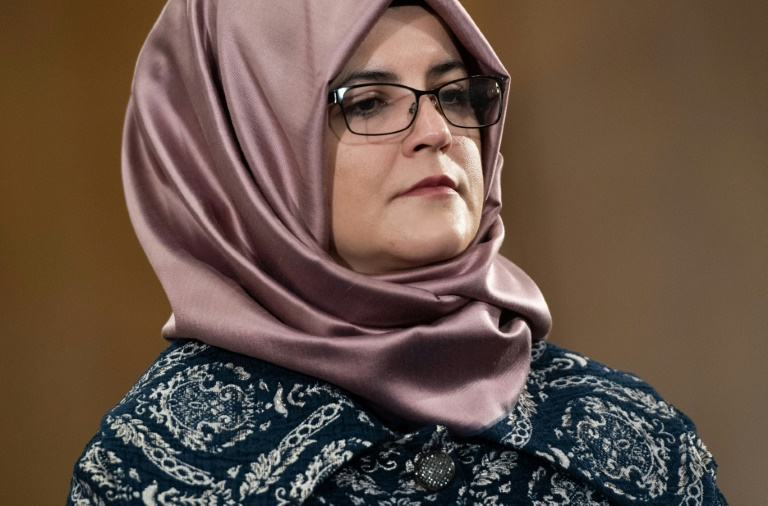 Khashoggi's fiancee insists moral values must come first in Newcastle takeover