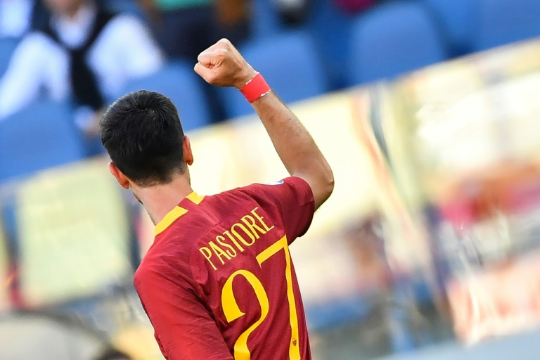 Roma swat aside Cagliari to move into Serie A top four