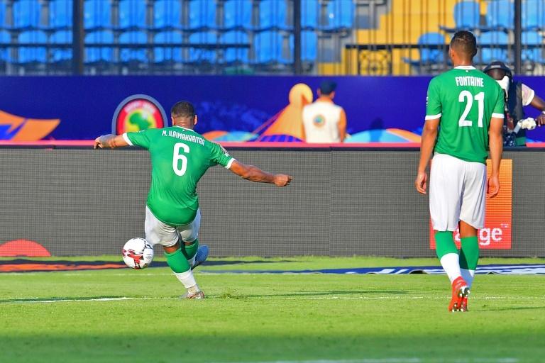 Madagascar on verge of last 16 after beating Burundi