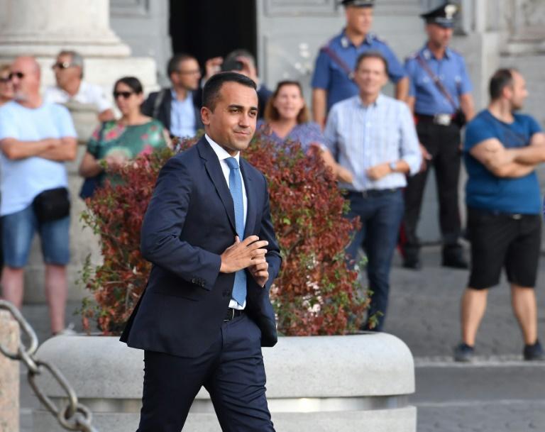 Un accord trouvé avec le PD pour que Conte dirige l'Italie annonce le mouvement Cinq Etoiles