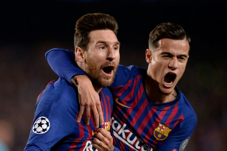 Messi demands more after imperfect Barca blow away United