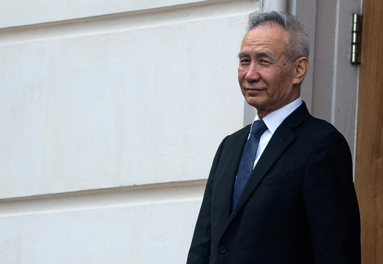 Liu He, un très proche de Xi pour négocier avec Washington