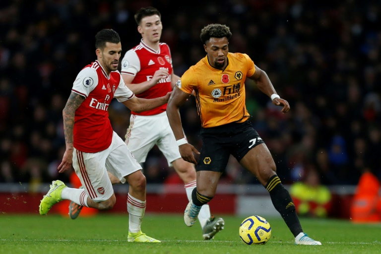 Wolves' Traore handed surprise Spain call-up