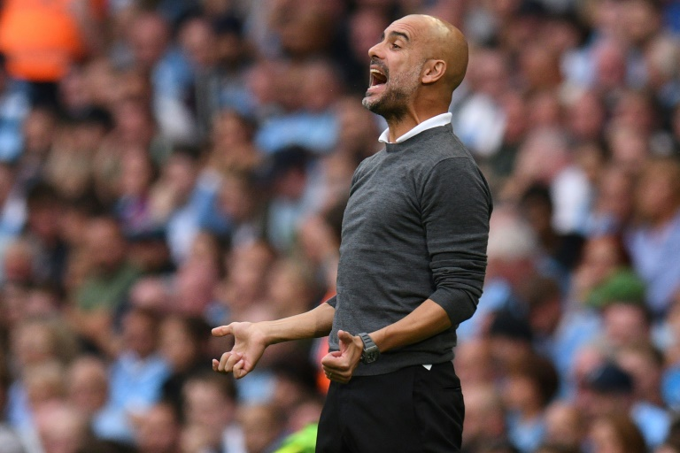 Guardiola vows City will stay on the attack against Liverpool