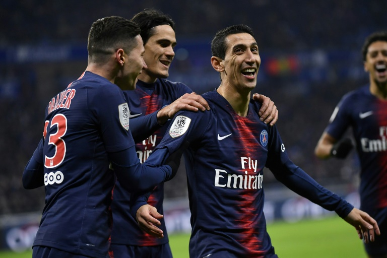 Di Maria with point to prove on return to Old Trafford with PSG