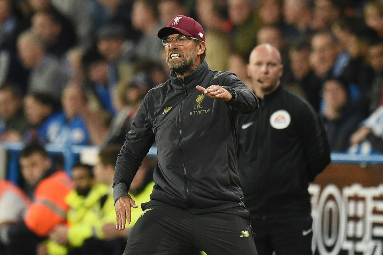 Klopp happy to win 'average' matches at last