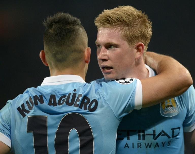 Aguero, De Bruyne close to Man City return, says Guardiola