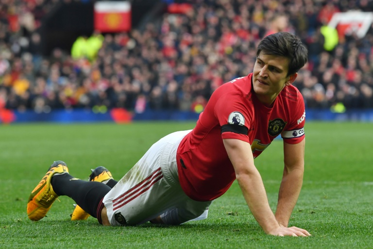 Maguire out of United's FA Cup clash, could miss Manchester derby
