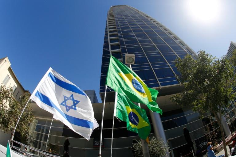 Transfert à Jérusalem de l'ambassade du Brésil: une démarche illégale, dénoncent les Palestiniens
