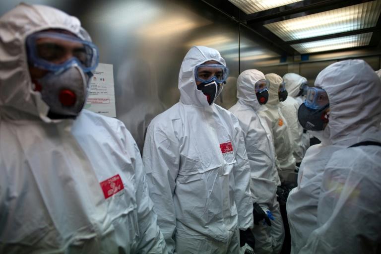 Coronavirus: 769 morts en 24 heures en Espagne, nouveau record