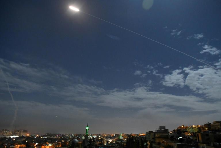 Syrie: 21 morts, en majorité iraniens, dans les raids israéliens (nouveau bilan)