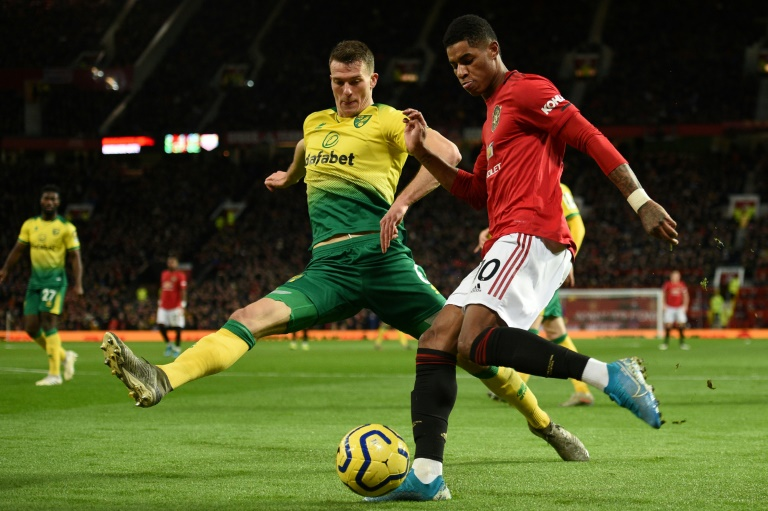 Donations show 'togetherness' against virus, says Rashford