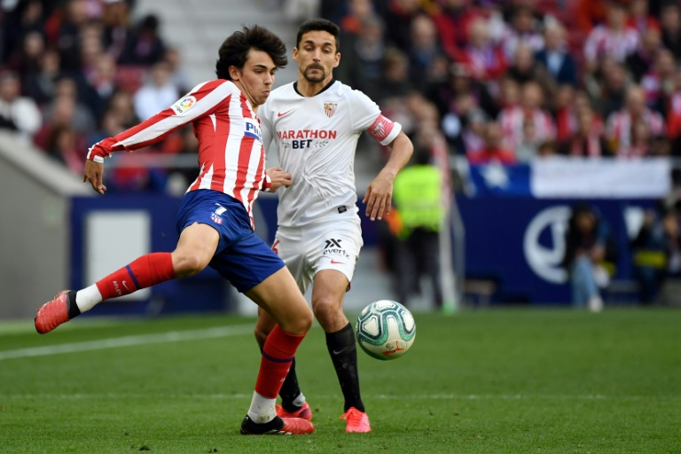 Atletico draw with Sevilla ahead of Liverpool showdown