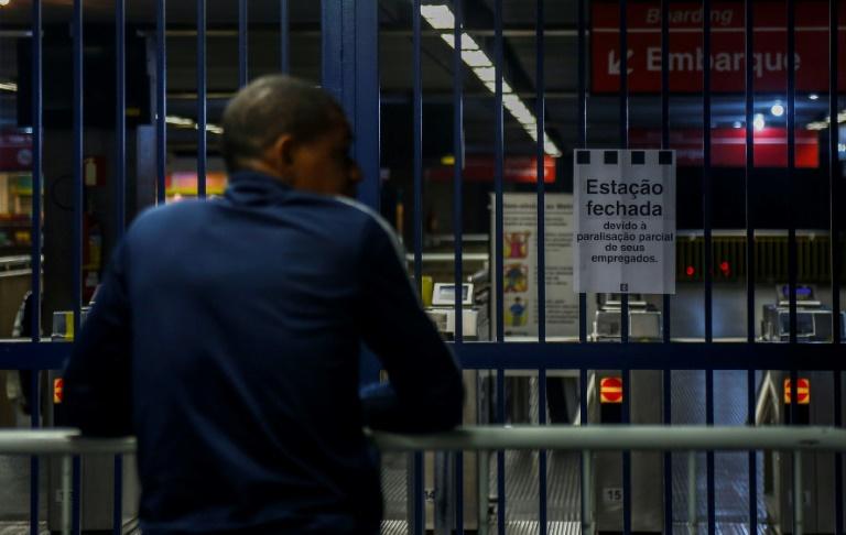 Grève générale au Brésil, les transports touchés dans de nombreuses villes