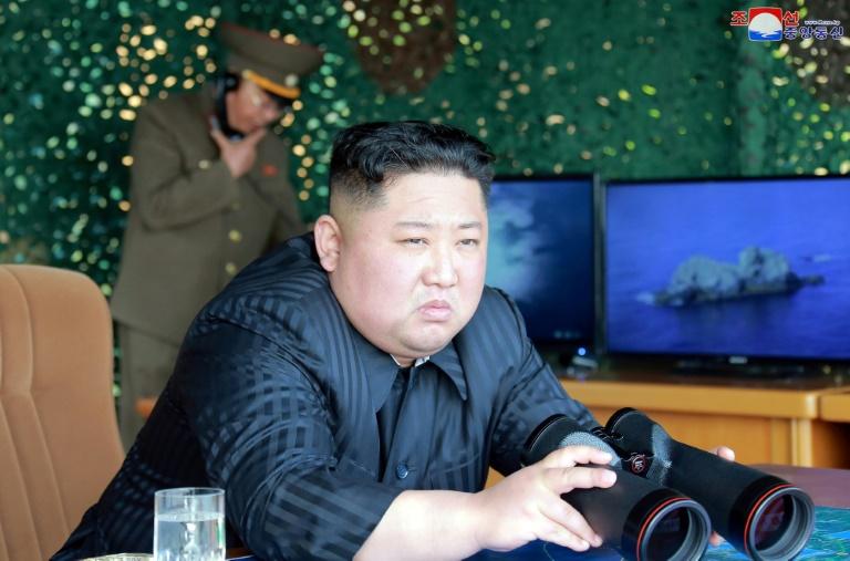 La Corée du Nord a procédé à un ou plusieurs tirs de projectiles