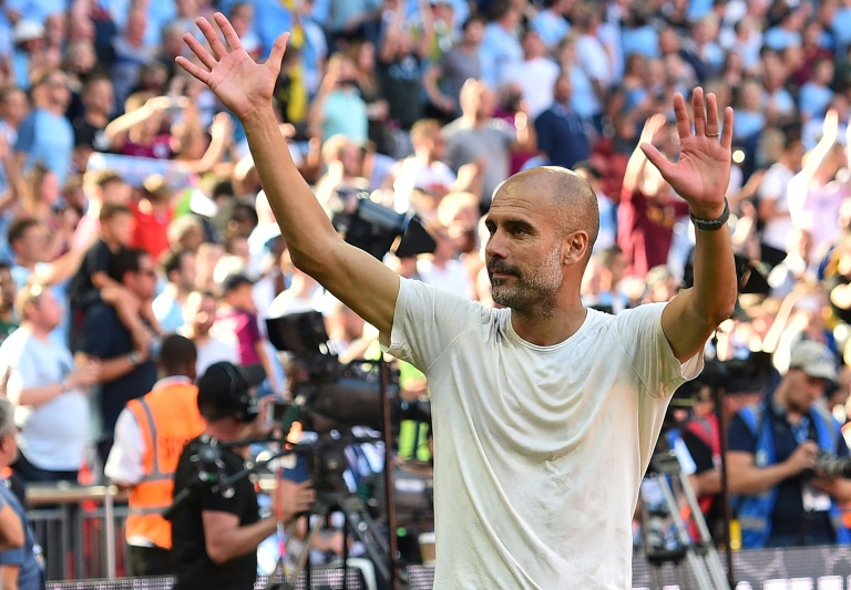 'We can get even better', Guardiola warns City's rivals