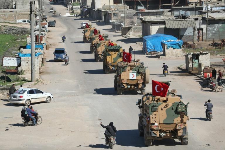 Syrie: la Turquie annonce une opération antikurde à l'est de l'Euphrate