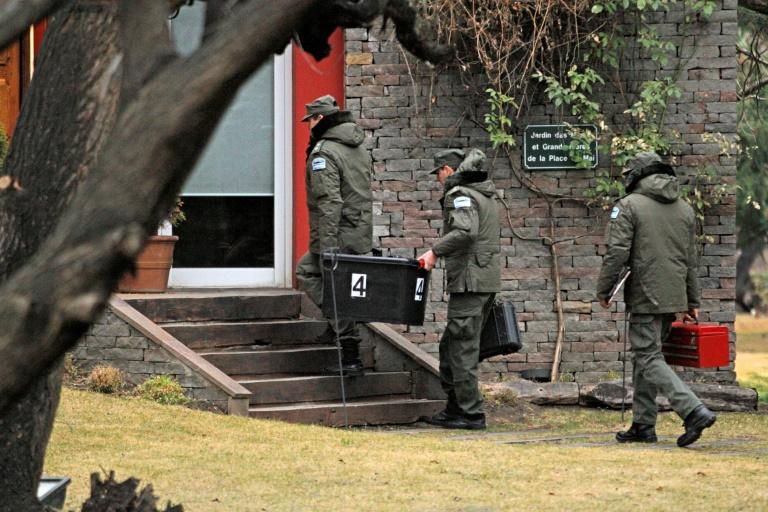 Argentine: suite de la perquisition dans une propriété de Cristina Kirchner