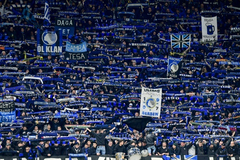 Atalanta fans told to watch Champions League clash at home on TV