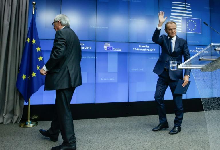 Après l'accord sur le Brexit, l'unité des 27 malmenée sur l'élargissement