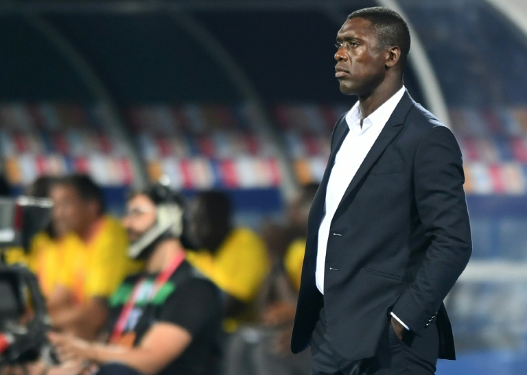 Seedorf faces moment of truth with toiling Cameroon