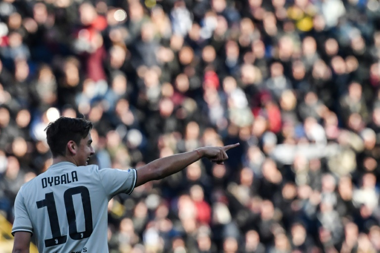 Dybala extends Juventus' lead with Bologna winner