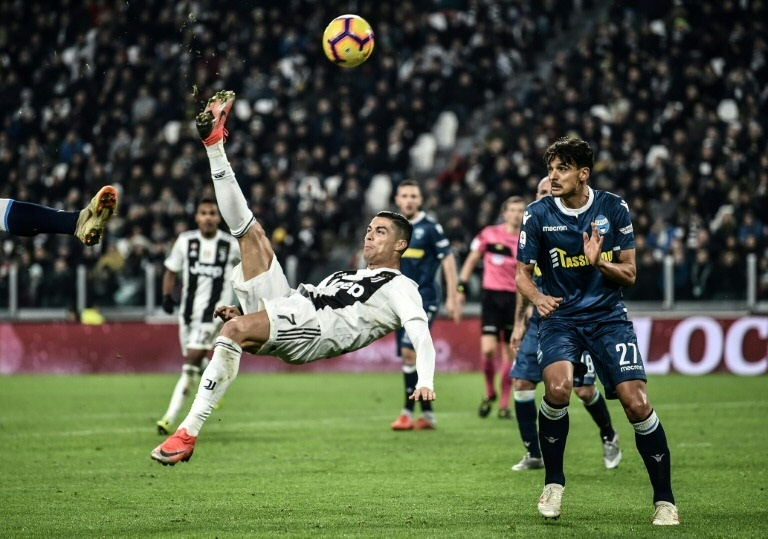 Red-hot Ronaldo gunning for revenge against Valencia