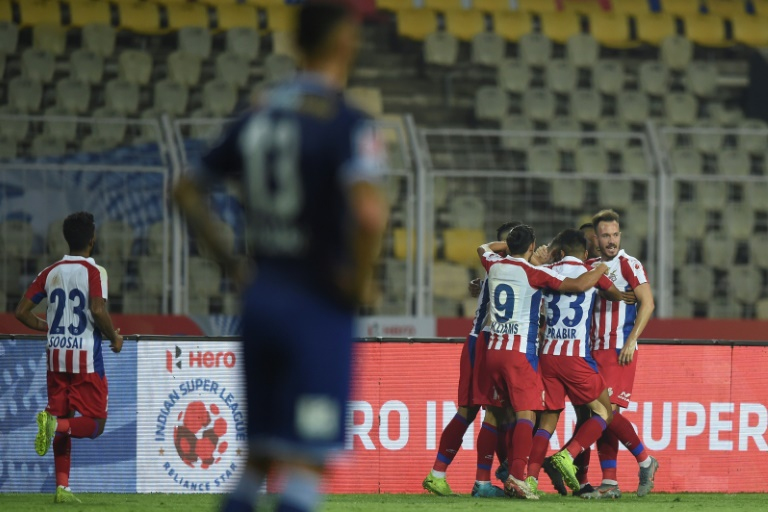 Indian club ATK takes third ISL title behind closed doors