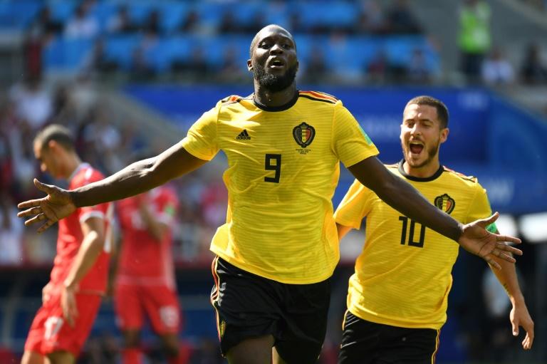 Belgium's Lukaku doubt for England clash, says Martinez
