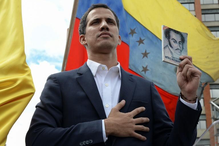 Au Venezuela, la génération Guaido qui menace le pouvoir chaviste