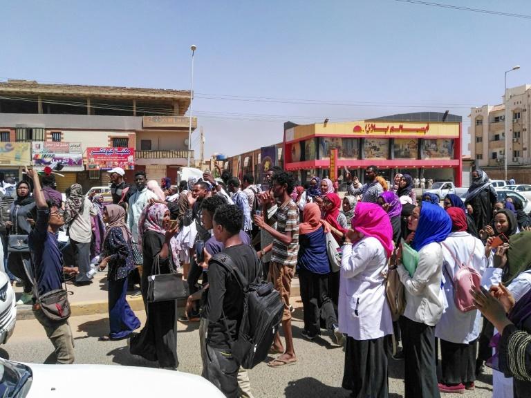 Soudan: nouvelles manifestations à la veille des trois mois de contestation