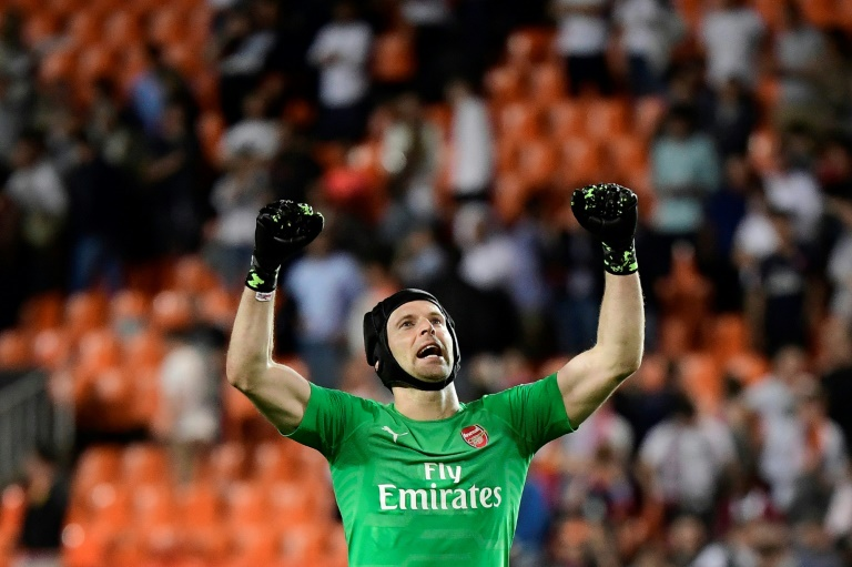 Cech calls Europa League final quirk of fate