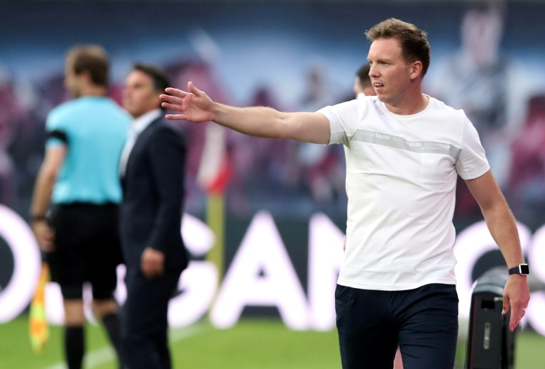 'Like a school team': Nagelsmann slams ten-man Leipzig after Hertha draw