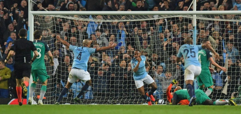 Man City v Tottenham: Who's saying what after mad night in Manchester