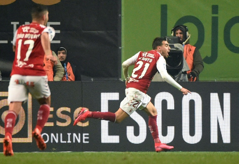 Last-gasp winner sees Braga down Porto to win Portuguese League Cup