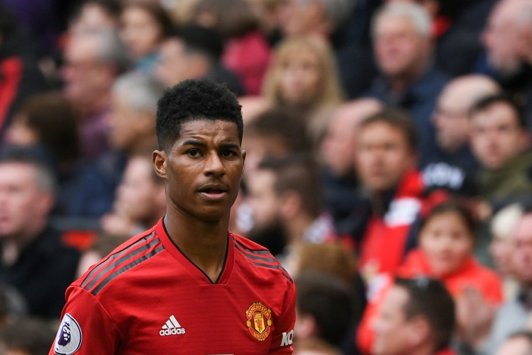 Marcus Rashford ready to be Manchester United's main man