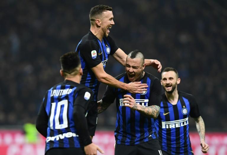 Nainggolan scores winner as Inter shrug off Icardi absence