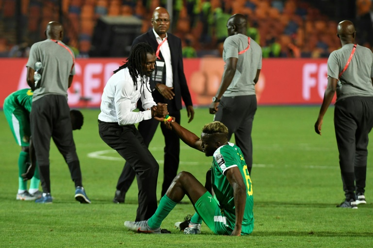 Senegal's Cisse laments another missed opportunity