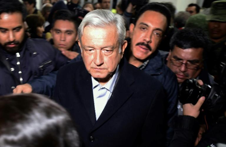 Mexique: le président Lopez Obrador menacé par un groupe criminel