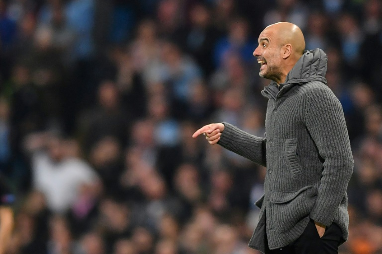 Guardiola sets sights on next season's quadruple