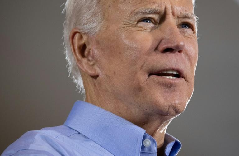 Maison Blanche: en pole position, le démocrate Biden attendu en Pennsylvanie