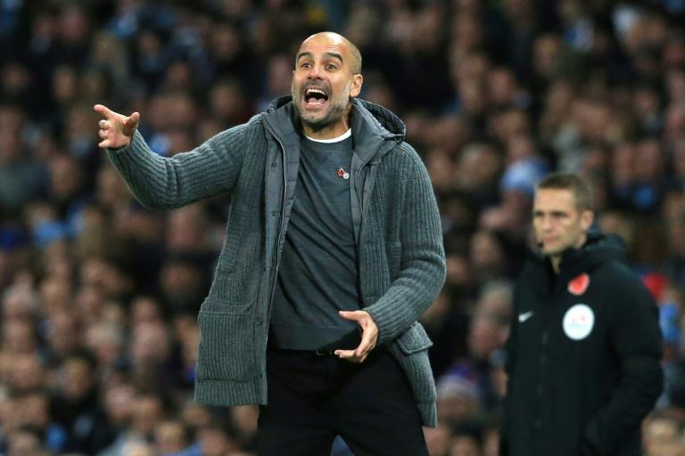 FA probe Guardiola's referee remarks - reports